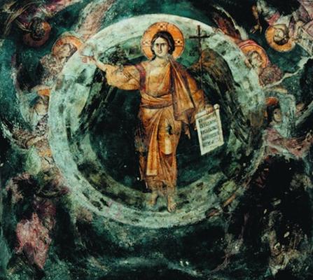 Ангел великого совета, Иисус Христос