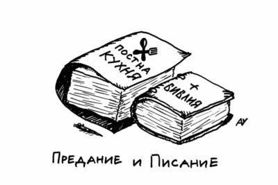Предание и Писание