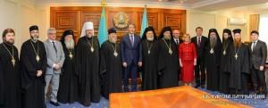 Представители Болгарской православной церкви приняли участие в духовных торжествах в Казахстане