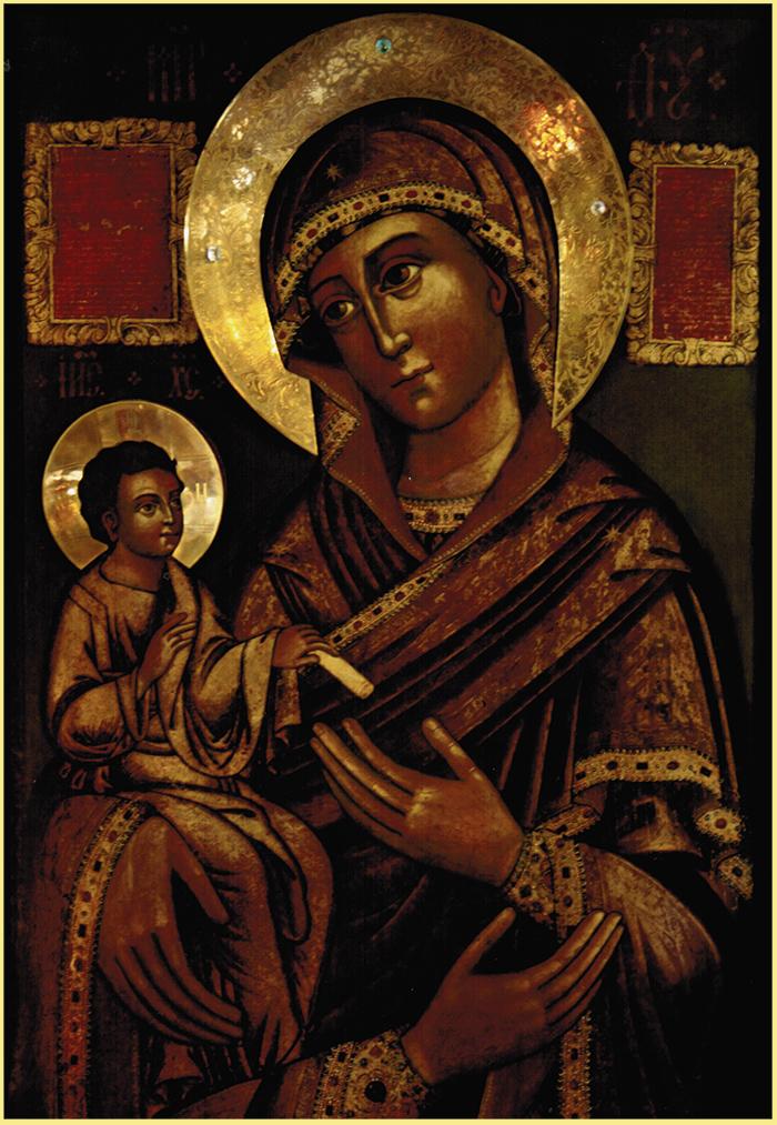 изображение к новости Икона Божией Матери