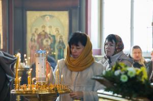 День тезоименитства епископа Россошанского и Острогожского Андрея