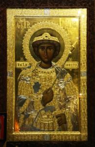 Икона св. вмч. Георгия